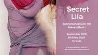 Secret Lila Raksan Tanzprojekt