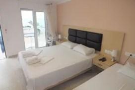 Tanzreise nach Griechenland - Hotelzimmer
