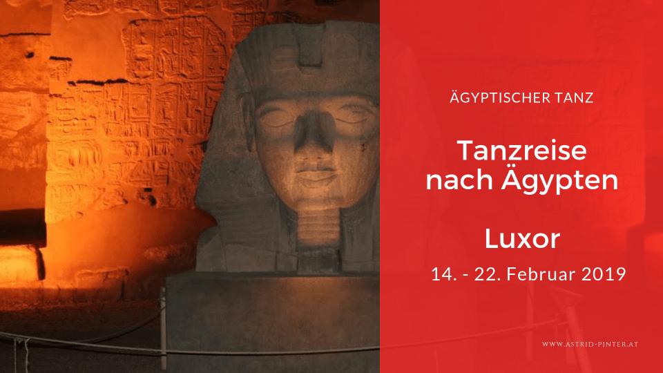 Tanzreise nach Ägypten im Februar 2019