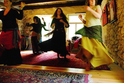 Selbstbewusstsein und Tanz