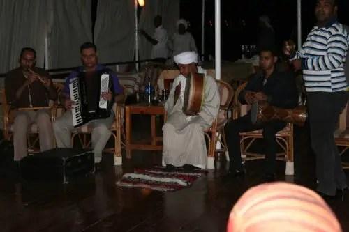 Tanz in Ägypten