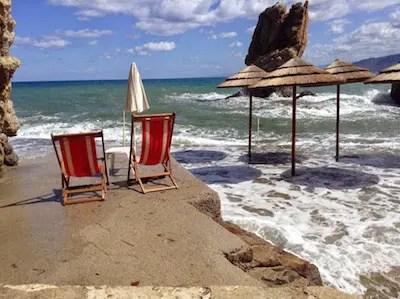 Tanzen und Meer - Tanrzeisen nach Sizilien