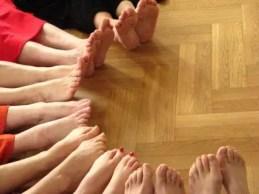 Fortbildung für Leiterinnen von Frauengruppen