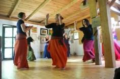 authentisch Tanzen