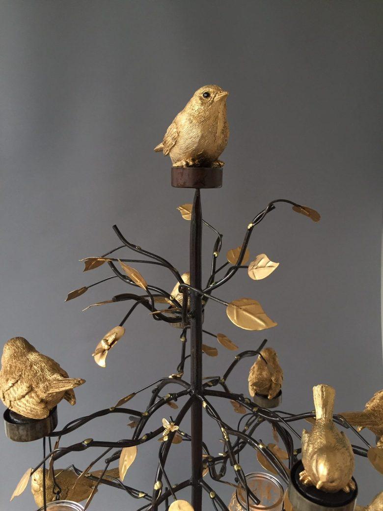 Vogeltjes Boom 'Family Tree ... of Birds & Bees'