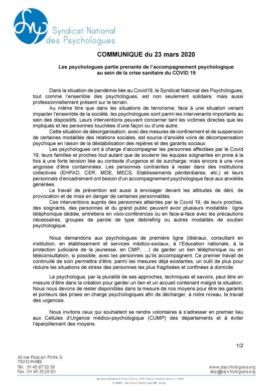 Communiqué-SNP-covid19_VersionPressedu23.03.20-page-001