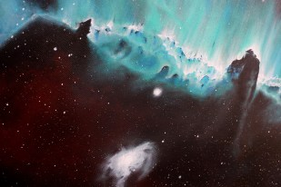 Flame and Horsehead Nebula 3