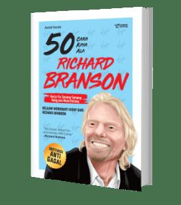 Richard Branson, buku motivasi