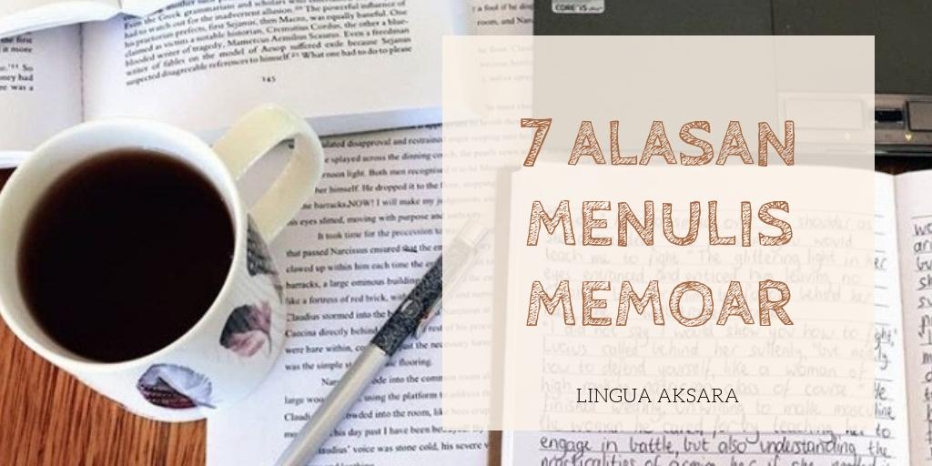 tips menulis memoar