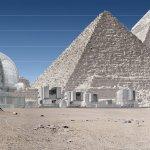 ELT e as Piramides