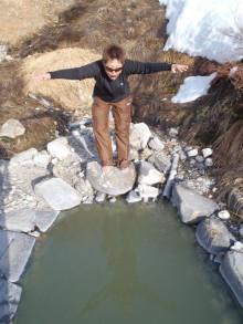 $TrollOfficialBlog [10十BeaM]裏山雪野海で戯れる