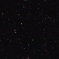 Universi i dukshem permban 10 here me shume galaktika nga se ishte menduar me pare.