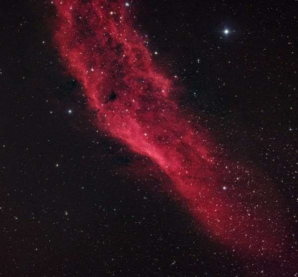 The California Nebula - Astrophotography Tips, Location ...