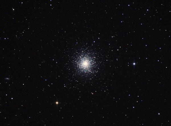 M13 Globular Cluster - AstroBackyard | DSLR ...