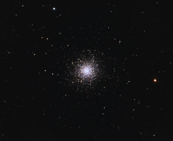 M13 - The Great Globular Cluster in Hercules ...