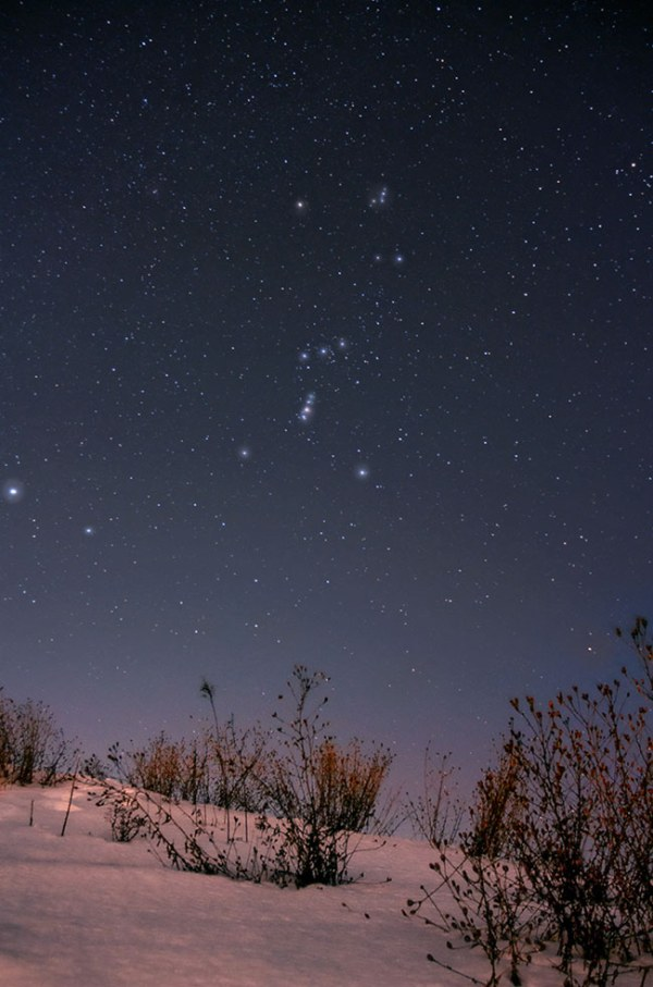 The Orion Constellation | Pictures, Brightest Stars, and ...