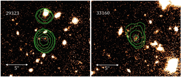 Monsters in the Dark First Detection of a Direct Collapse