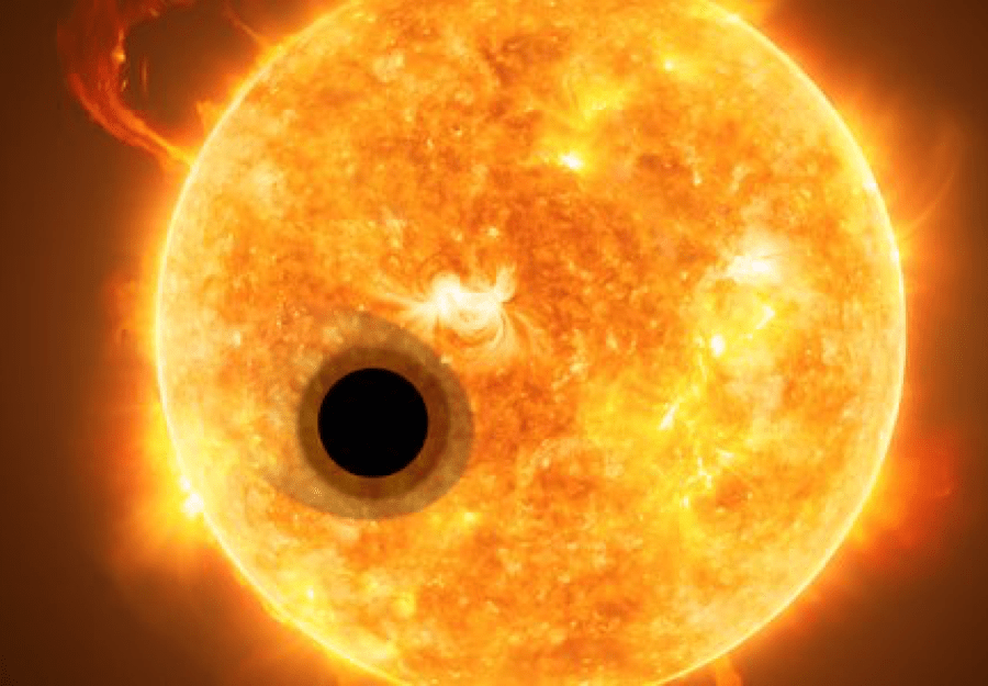 Deflating a Planet: Helium Loss in the Atmosphere of Wasp-107b