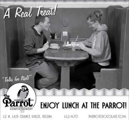 Parrot Ad