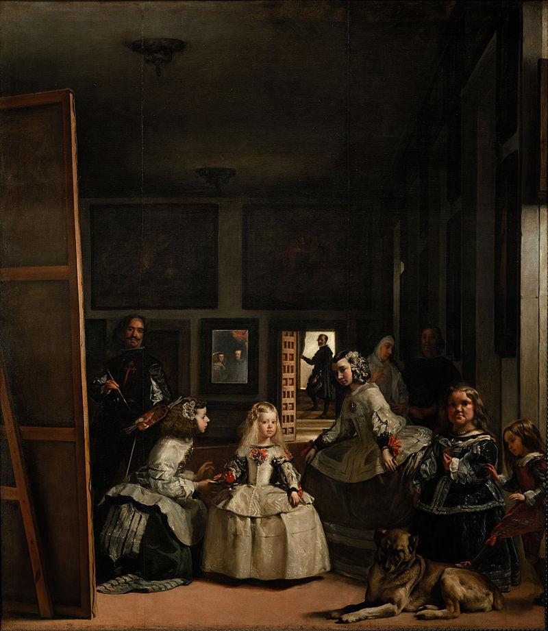 Las_Meninas,_by_Diego_Velázquez Chiron