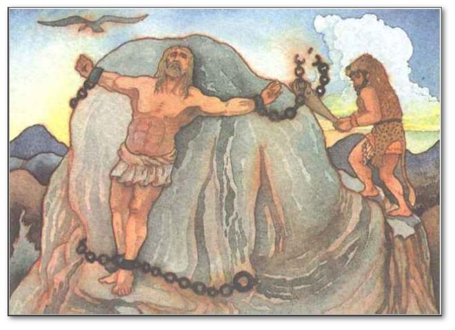 Chiron-Prometheus