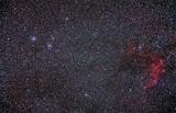 Comet Hartley in Puppis