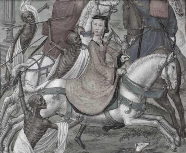 астрочучундра на белом коне