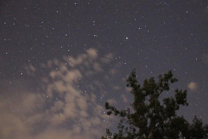 cerul de la Comana