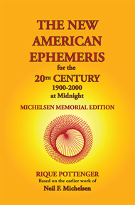 New American Ephemeris for the 20th Century, 1900-2000 at Midnight image