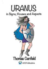 Uranus in Signs, Houses and Aspects image