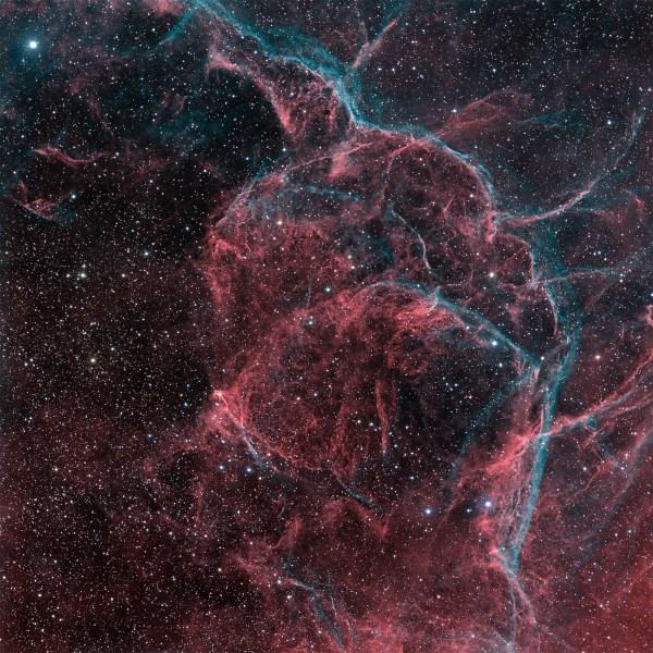 Vela Supernova Remnant   www.astrodonimaging.com