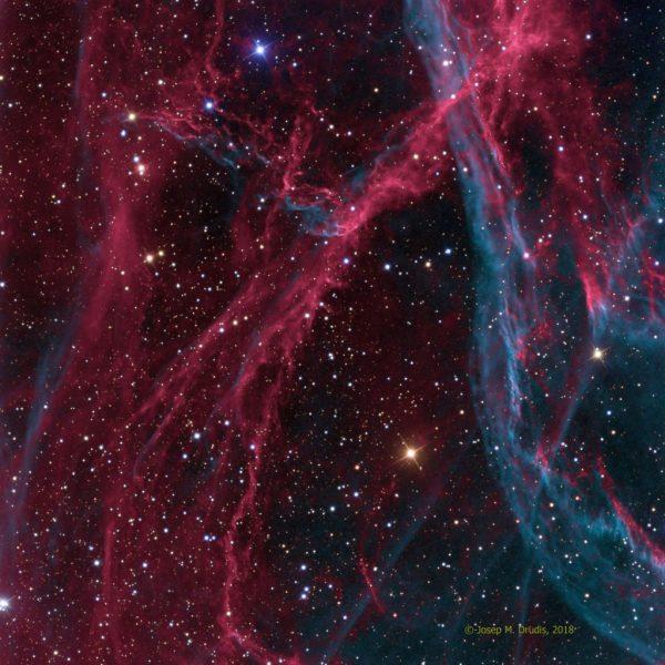 Vela Supernova Remnant – Astrodrudis