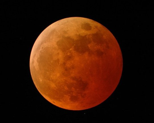 Lunar eclipses can occur during the full moon period