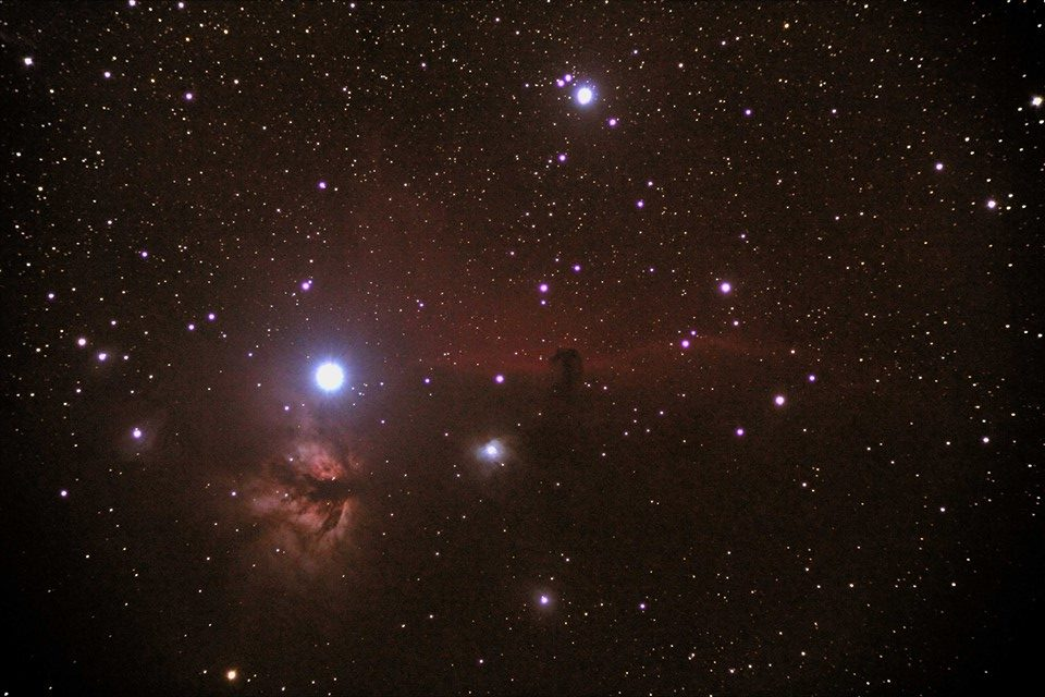 Orion Nebula 1