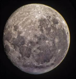 Moon from Astrofarm