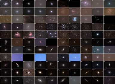 Messier Images