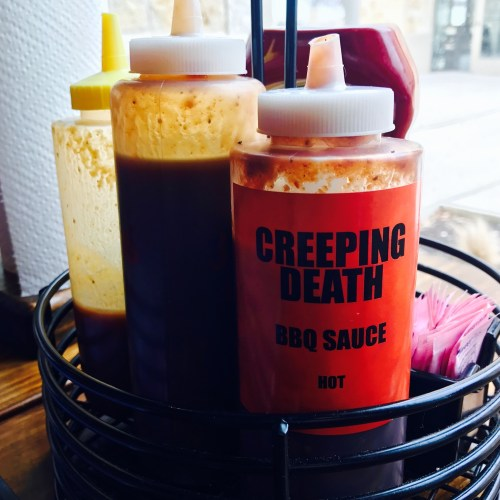 Creeping Death BBQ Sauce