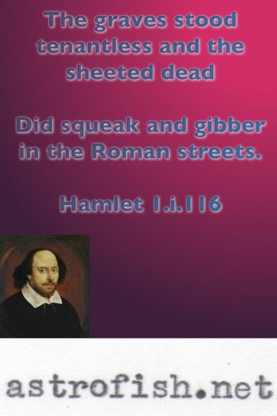 sheeted dead
