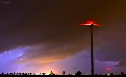 Burza 6/7 VII 2012