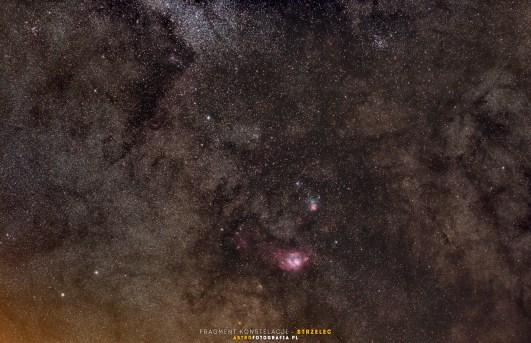 Zdjęcie wykonane w noc przesilenia w czasie kiedy była ona najkrótsza. Modyfikowany 40D + EF50/1,4