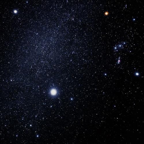 Звезда Сириус Фото