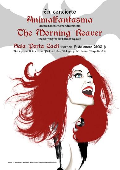 Cartel Animalfantasma + the Morning Reaver