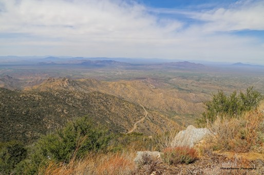 Looking West from Kitt Peak