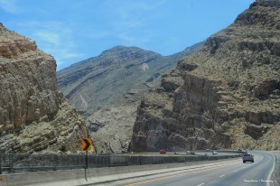 Virgin River Gorge I-15