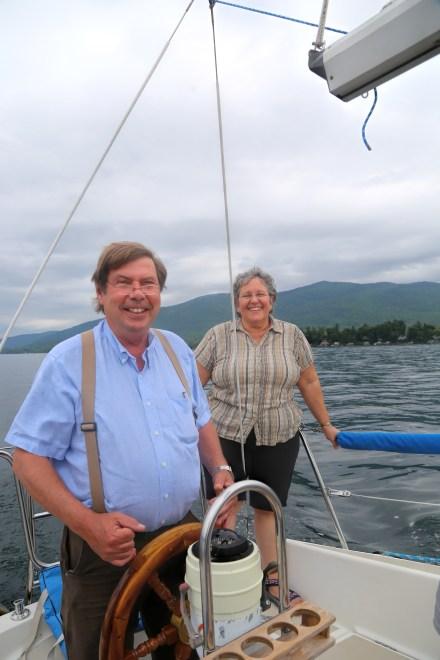 On the good ship Laurelin