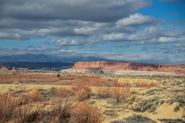 The colours of New Mexico