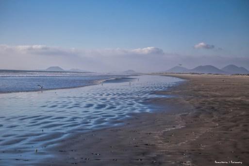 Playa Santa Maria from El Pabellon