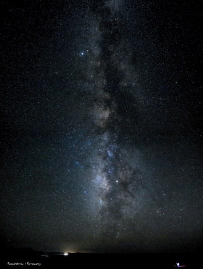 Fall Milky Way-Davis Mountains, Texas