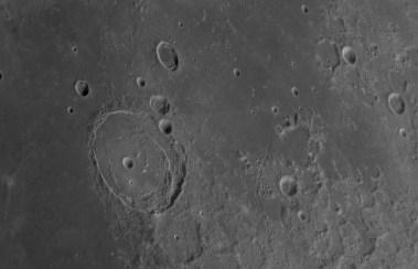 Crater Posidonius