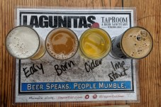 2nd sampler-Born Again Yesterday was the hit here! A case to go please!